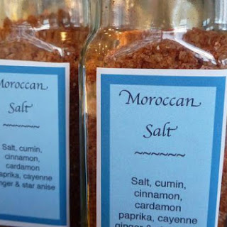 Moroccan Seasoning Salt & Spice Rub