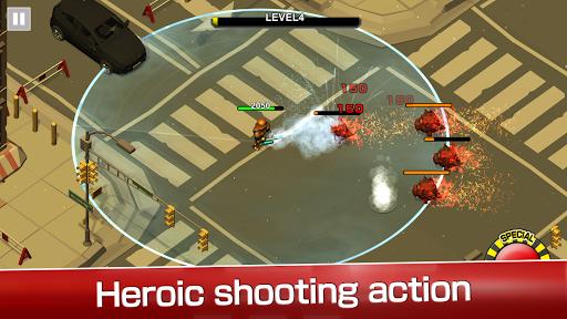 Eternal Heroes : Firefighter 1.0 screenshots 1