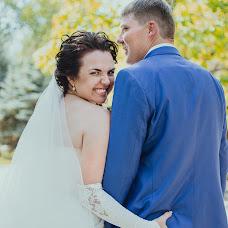Wedding photographer Vika Burimova (solntsevnutri). Photo of 08.09.2014