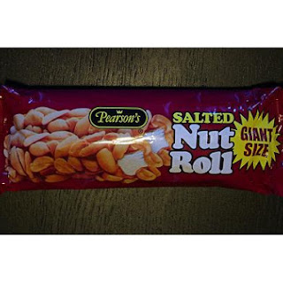 Salted Nut Roll Candy