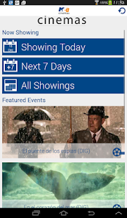 MCB Cinemas- screenshot thumbnail