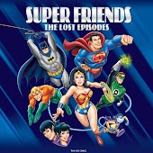 Super Friends: The Lost Episodes (1983)