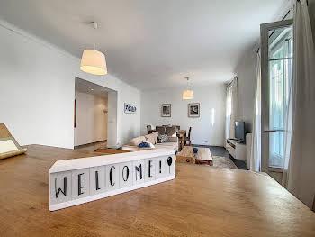 Appartement meublé 3 pièces 92,74 m2