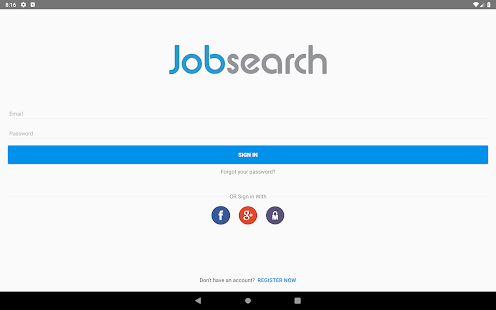 Tunisia Jobs - Job Search Capture d'écran