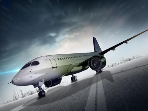 Plane Driving 3D  screenshots 4