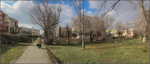Photo: Calea Victoriei, alee pietonla Mr.2 - 2018.02.19