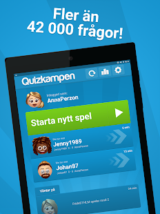 Quizkampen- screenshot thumbnail