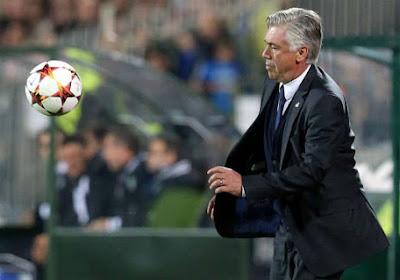 Carlo Ancelotti veut revenir en Angleterre