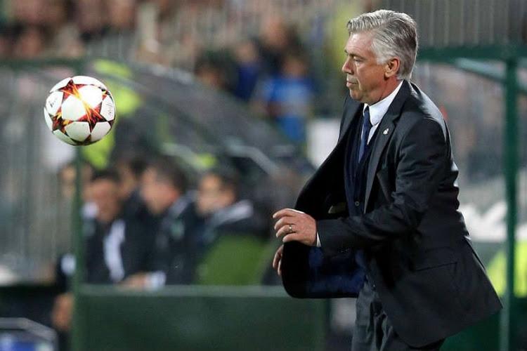 """Ancelotti: """"Nous avons un rêve: jouer la finale"""""""
