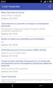 UNTJ Работа в Таджикистане - náhled