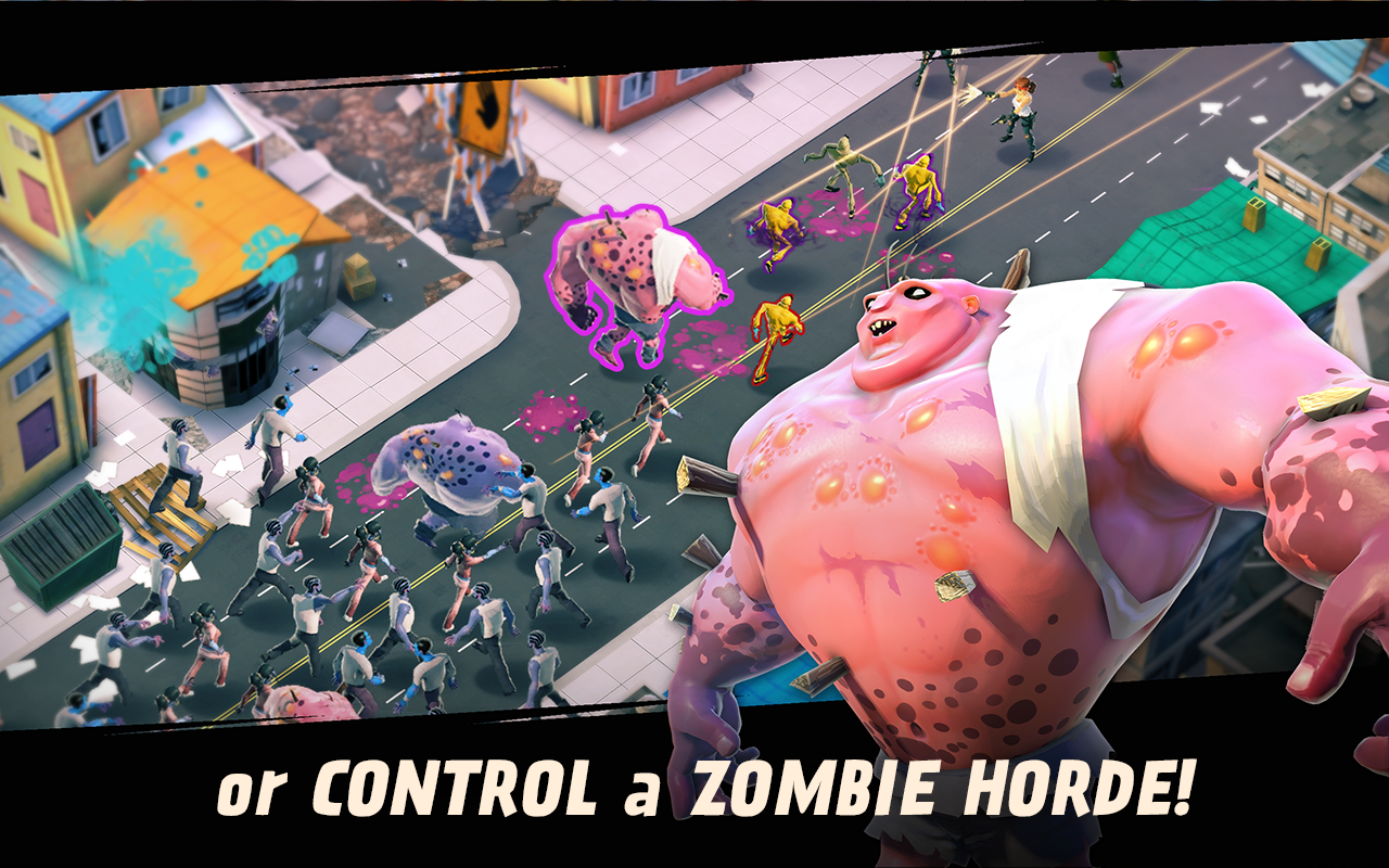 World Zombination- screenshot