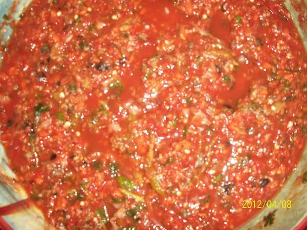 Mmmm, Imagine Your Bowl Full Of This Yummy Salsa, And Imagine It With Your Favorite Dish, Or Chip, Or With A Spoon In Your Mouth!
