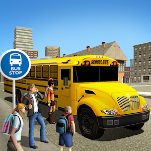 City High School Bus Simulator for PC and MAC