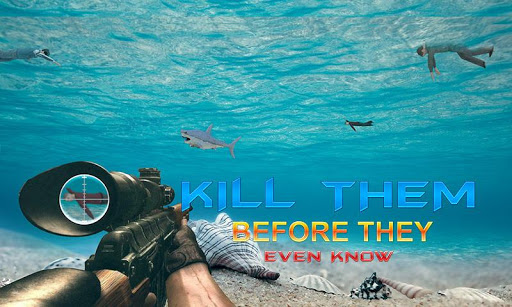 Under Water Sniper Shooter