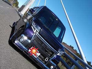 タントカスタム LA600S H26年式 RSターボ SA 4WD ナイトシャドーパープルメタリックのカスタム事例画像 VALTさんの2019年11月22日22:52の投稿