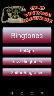 Old Vintage Ringtones - náhled