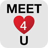 Meet4U - Chat, Love, Flirt!