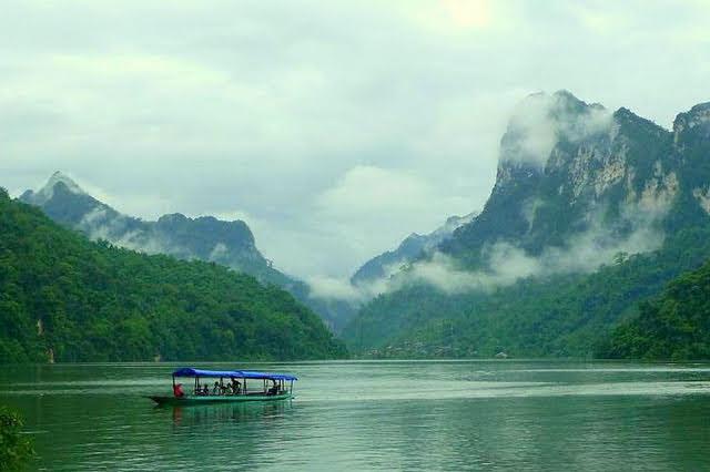 Parque Nacional Ba Be, el pulmón verde del noroeste de Vietnam