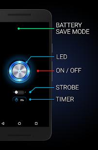 Svítilna LUXURY LED - náhled