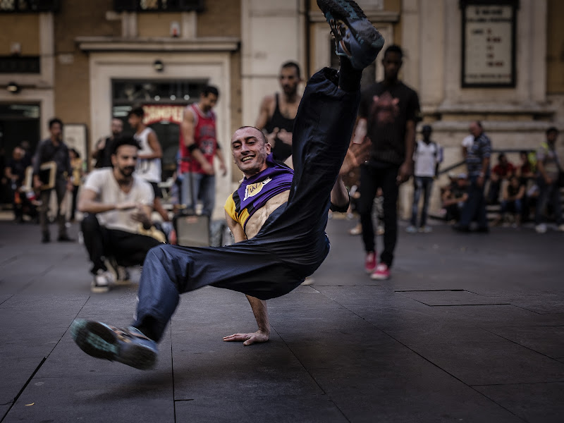 Break dance di GuidoP