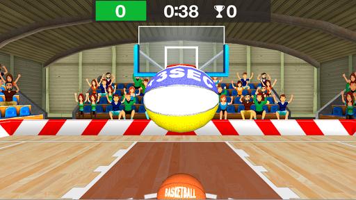 3D Basketball - Earn Bonus Points  screenshots 3