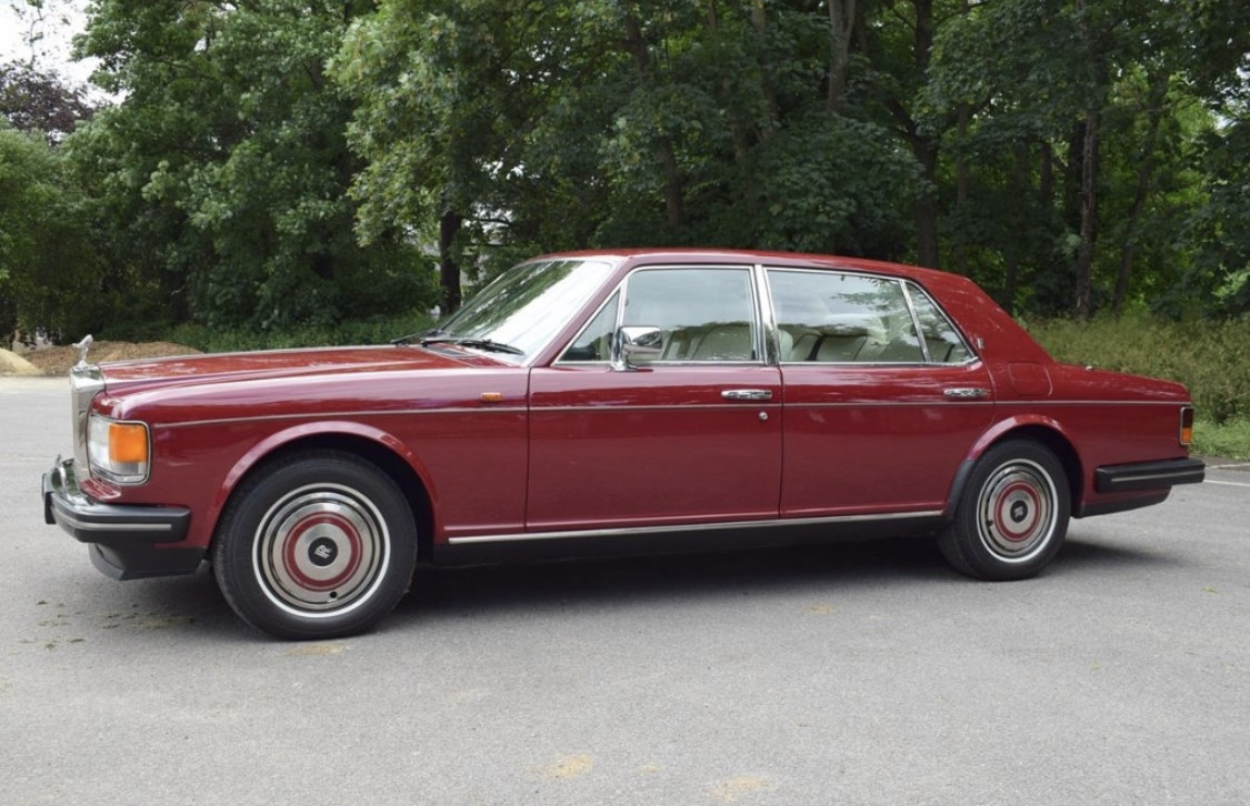 Rolls-Royce Silver Spur Hire Brentwood