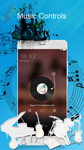 CM Locker - Security Lockscreen 4.9.3 screenshots 7