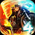 Death Moto 4 icon