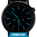 Watch Face: Pulse Glow Neon - Wear OS Smartwatch