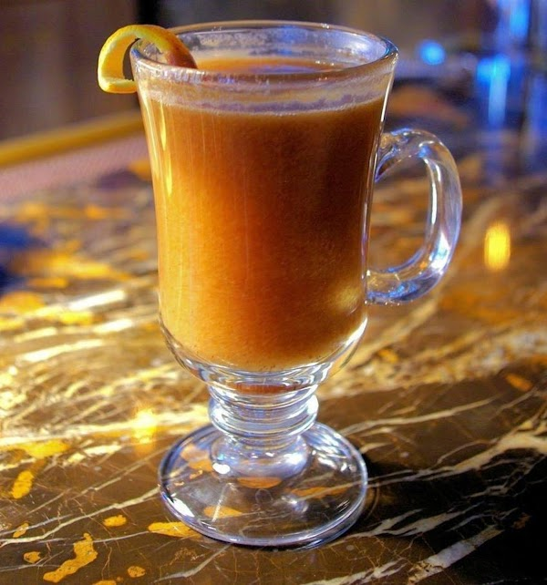 Spiced Hot Buttered Rum (connecticut) Recipe