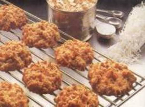 Oatmeal Macaroons Cookies Recipe