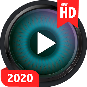 Full HD Video Player HD Video Player HD Player 12.1.11 by Wasi Studio logo