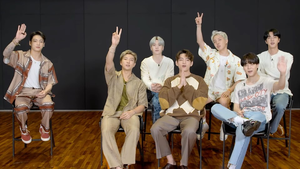 How Well Does BTS Know Each Other_ _ BTS Game Show _ Vanity Fair 11-47 screenshot