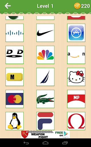 Guess The Brand - Logo Mania screenshot 14
