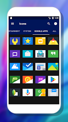 Olix - Icon Pack APK screenshot thumbnail 8