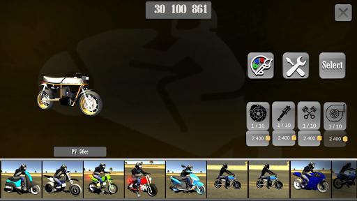 Wheelie King 3D - Realistic free  motorbike racing modavailable screenshots 7