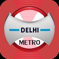 Delhi Metro(दिल्ली मेट्रो) - Routes, Fare & Map