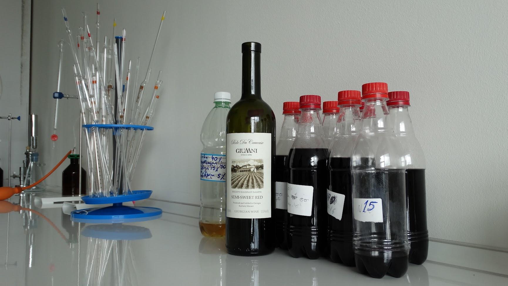GiuAAni-семейная винодельня семьи Гиуашвили - отзыв
