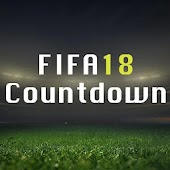 Countdown for FIFA 18