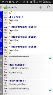 InvestControl - Portfolio Mgr. - screenshot thumbnail