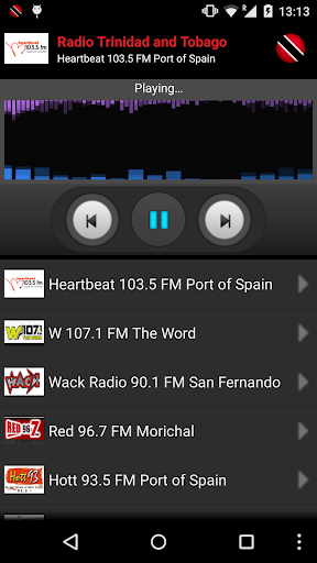 RADIO TRINIDAD AND TOBAGO
