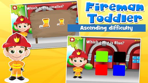Fireman Toddler School Free screenshots apkspray 6
