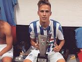 Dario Van den Buijs est capitaine du FC Eindhoven à seulement 20 ans