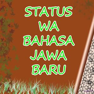 Download Status Wa Kata Bijak Bahasa Jawa Apk Latest Version