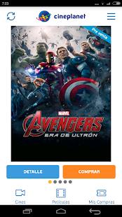 Cineplanet- screenshot thumbnail