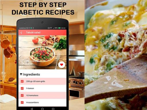 Foto do Diabetic Recipes