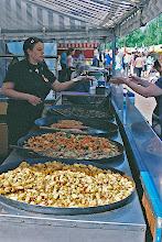 Photo: at the fish-fair