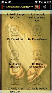Radio Crestin screenshot 3