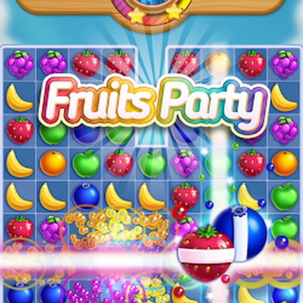 Fruits Mania : Elly's travel v1.13.1 [Mod]