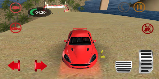 Extreme Bridge Racing. Real driving on Speed cars. android2mod screenshots 12